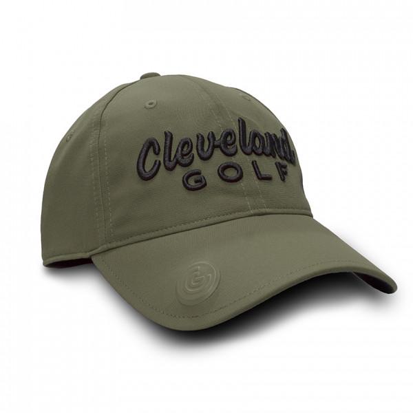 Бейсболка Cleveland'9  102989 (хаки/черный)