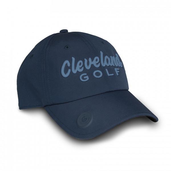 Бейсболка Cleveland'9  102927 (синий/голубой)