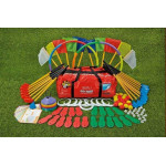 Набор детский Tri Golf Complete Bag Red