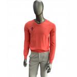 Пуловер (муж) Golfino'8 черный (890) 2216012 logo MCGK
