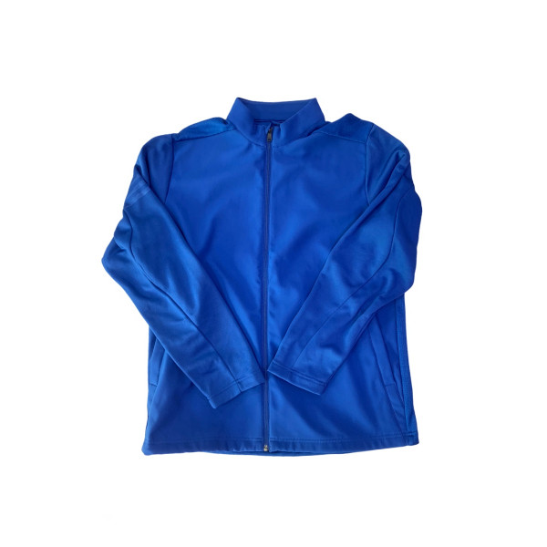 Кофта (муж) Adidas'16  Hibryd (blue) 4606