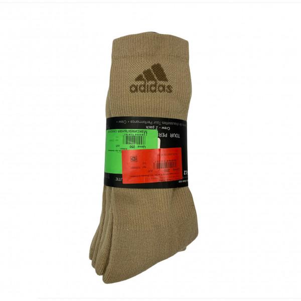 Носки (муж) Adidas'4  длин. 2рс (бежевый) 5289001