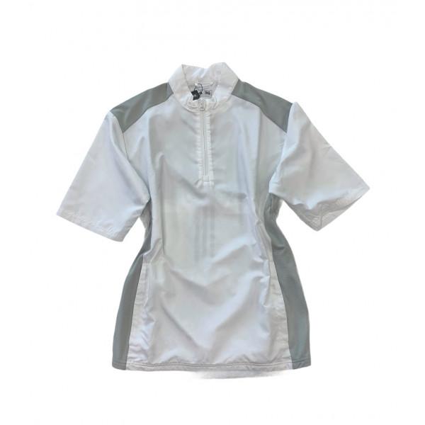 Ветровка кор/р (муж) Adidas'16  Short Sleeve (white) 5936