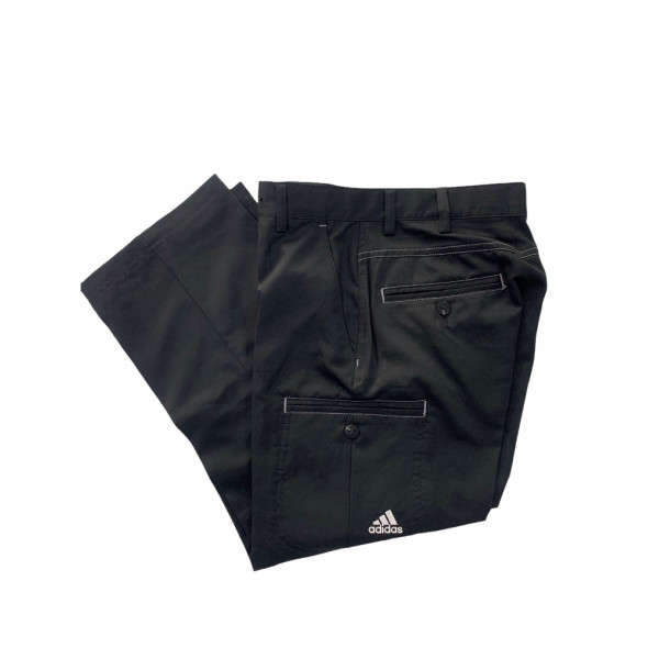 Брюки (дет) Adidas 76168 (черный)