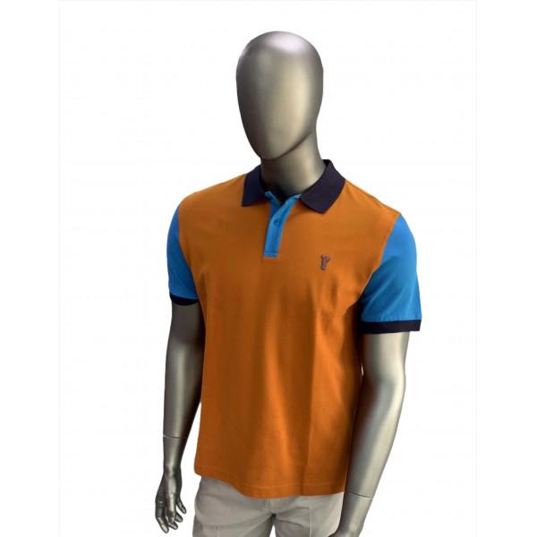 Поло (муж) Golfino'4  фиолетовый (751) 8131612