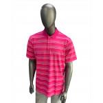 Поло (муж) Adidas'4  83335 (розовый)