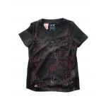Поло (дет) Adidas'16  Mesh (black) 8867