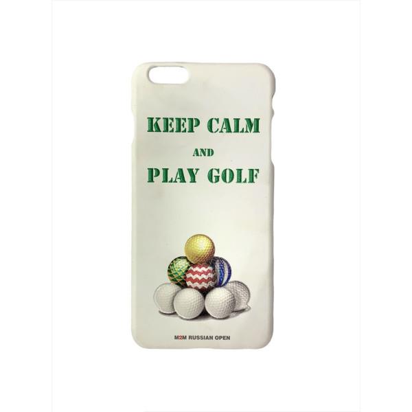 Чехол для iphone 6+/Keep calm
