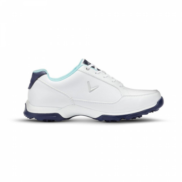 Ботинки (жен) Callaway'8  Cirrus ll (белый) W635-01