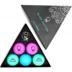 Подарочный набор мячей Volvik'20  Alien (5шт/уп + маркер) 023051