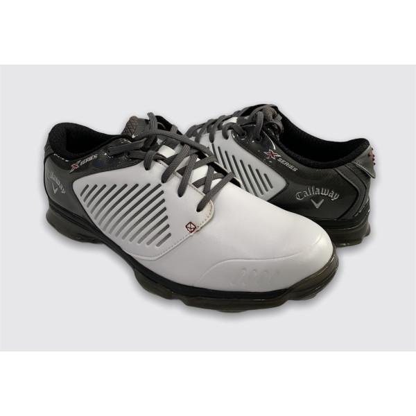 Ботинки (муж) Callaway'16  Xfer Nitro (white/grey) M130-11