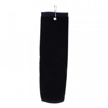 Полотенце Legend'20  Golf Towel (черный) LE000031