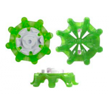 Шипы для обуви Softspikes'20  Pulsar (slime/green) 40584