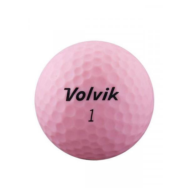 Мяч Volvik'20  Vimat Bulk (pink) 074300