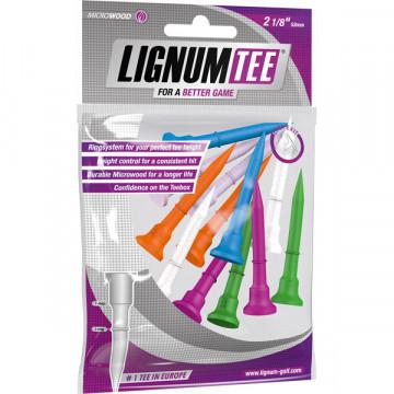 Ти Lignum'20  MIX 53mm (16шт) пластиковые 730883