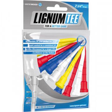 Ти Lignum'20  MIX 72mm (12шт) пластиковые 730869