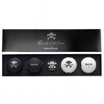 Мяч Volvik'20  Skull (4шт/уп + маркер) VV0000712