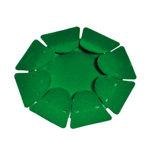 Лунка Legend'20  Green Flock putting cup (лепестковая) LE6500005