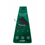 Дорожка д/патта P2I'20  Golf Putting mat with Broom  180010