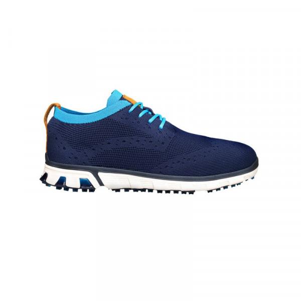 Ботинки (муж) Callaway'20  Apex Pro Knit облегч. (синий) M581-99