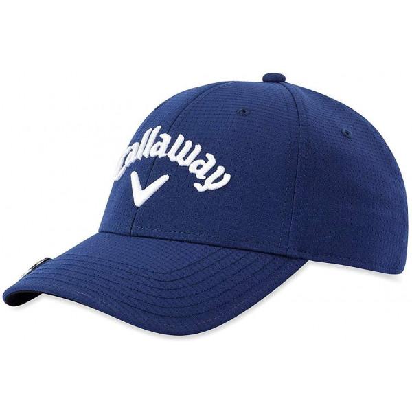 Бейсболка Callaway'20 STITCH MAGNET  5219087  (тёмно-синий)