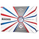 Мяч Callaway'20 SUPERSOFT MAGNA (белый) 3 шт/уп