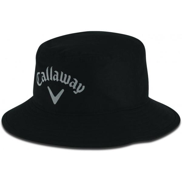 Дожд.шляпа Callaway'20 Aqua Dry Bucket (черный) 5215314
