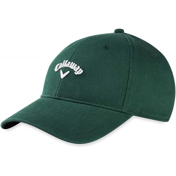 Бейсболка Callaway'20  HERITAGE TWILL 5220042 (зелный)