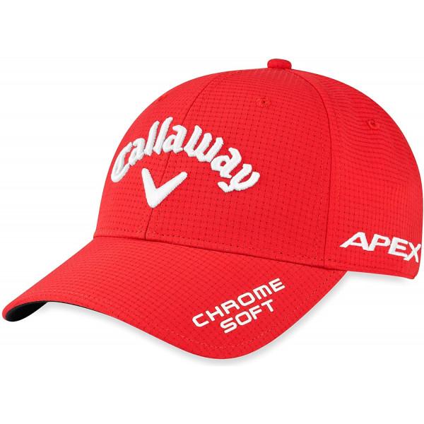 Бейсболка Callaway'20 TA Performance Pro (красный) 5220167