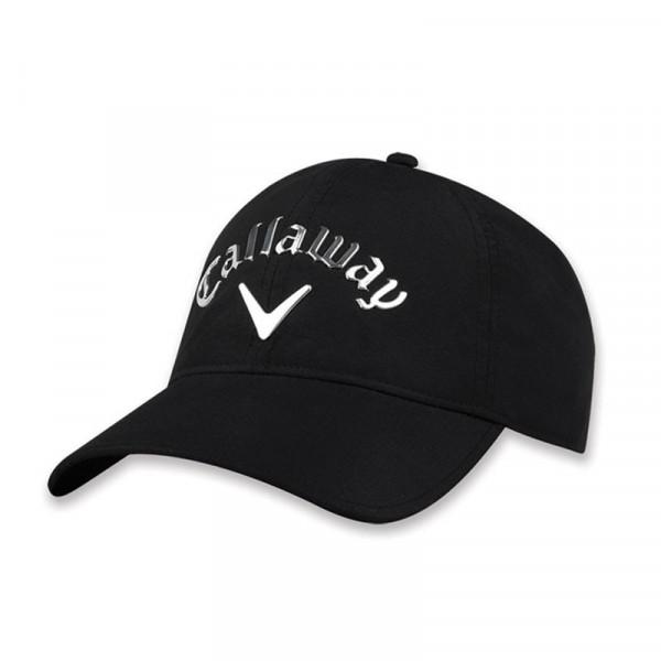 Дожд. бейсболка Callaway'20WATERPROOF HAT  (чёрный) 5218326