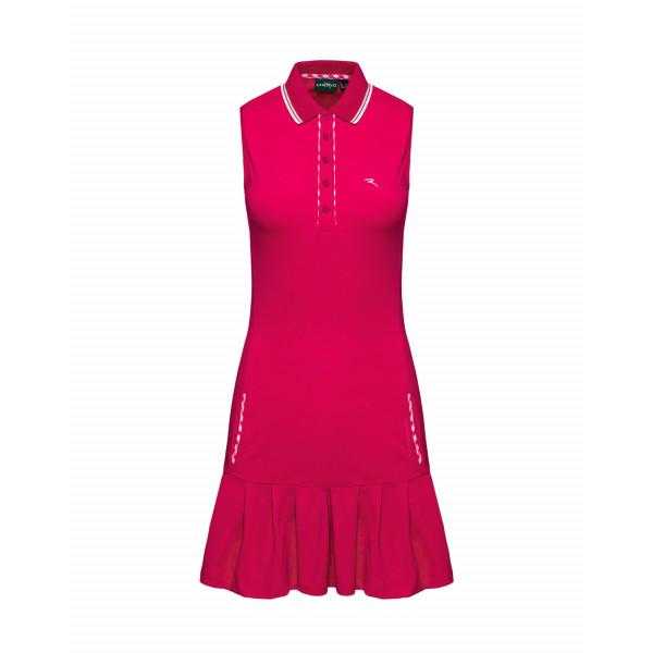 Платье (жен) Chervo'20 JESI (794) малиновый, 64254