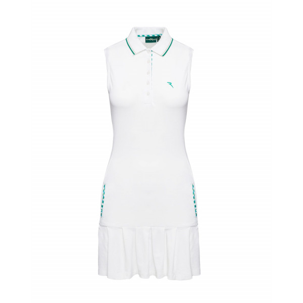 Платье (жен) Chervo'20 JESI (AK1) белый, 64254