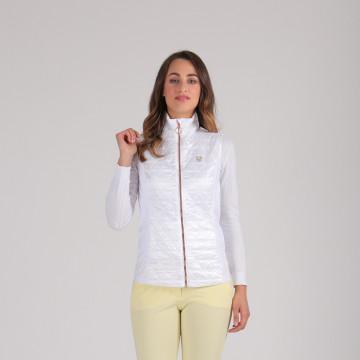 Жилет  (жен) Chervo'20  ESPINOSA (100) белый, 64164