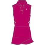 Платье (жен) Chervo'20 JERICHO (794) вишнёвый, 64297