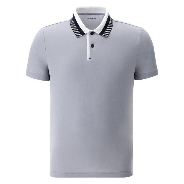 Поло (муж) Chervo'20 ASDRUBALE (36L) серый, 64266