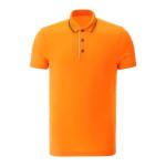 Поло (муж) Chervo'20 AZEGLIO (367) оранжевый, 64270