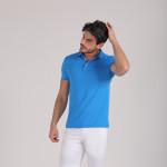 Поло (муж) Chervo'20 AZEGLIO (543) синий, 64270