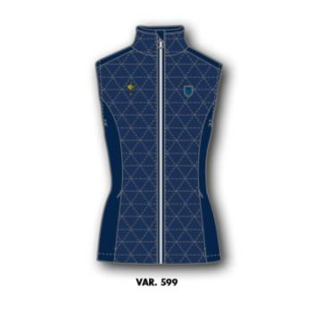 Жилет (жен) Chervo'20 Ryder Cup ESPINOSARYD (599) темно-синий, 64582