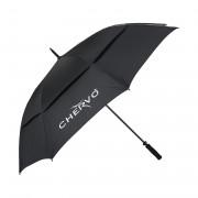 Зонт  Chervo'20  USMAN (999) чёрный, 9407