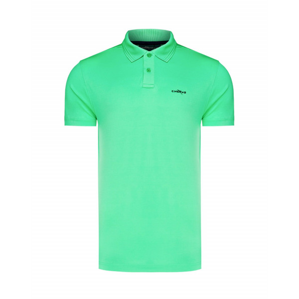 Поло (муж) Chervo'20 ADELL (606) зеленый, 61719