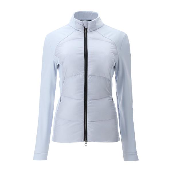 Куртка (жен) Chervo'20 MILENA (114) серый, 64552