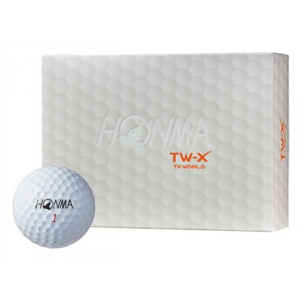Мячи Honma'20 Honma TW-X (3шт/уп) 3pc