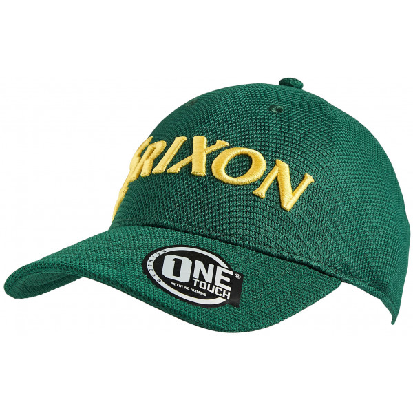 Бейсболка Srixon'20 ONE TOUCH 12113336 (зелёная)