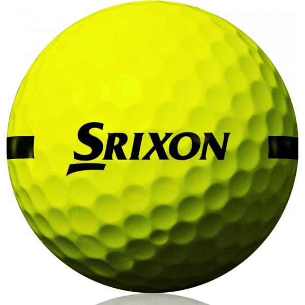 Мяч Srixon'20  RANGE (1pc) желтый
