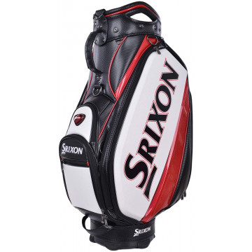 Бэг Srixon'20  TOUR STAFF (белый/красный/черный) 12107915/ Staff