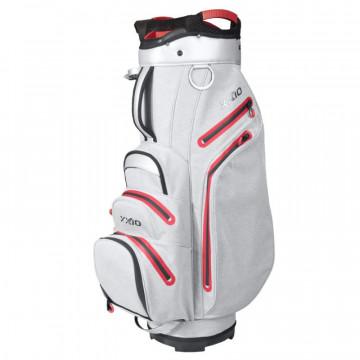 Бэг XXIO'20 Cart Premium (серый с красным) 12116450