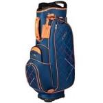 Бэг (жен) XXIO'20 Cart Premium (синий с оранжевым) 12116429