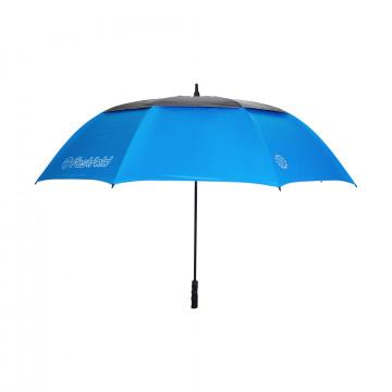 Зонт  Fast Fold'21  UMBRELLA SPF 50+ (голубой/черный/серебро) 054791