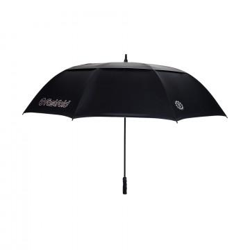 Зонт  Fast Fold'21 HIGH END UMBRELLA USP 50+ (черный/серебро) 051530