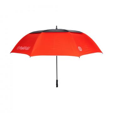 Зонт  Fast Fold'21  UMBRELLA SPF 50+ (красный/черный/серебро) 054814